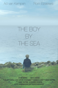 The boy by the sea - V. Chuprina